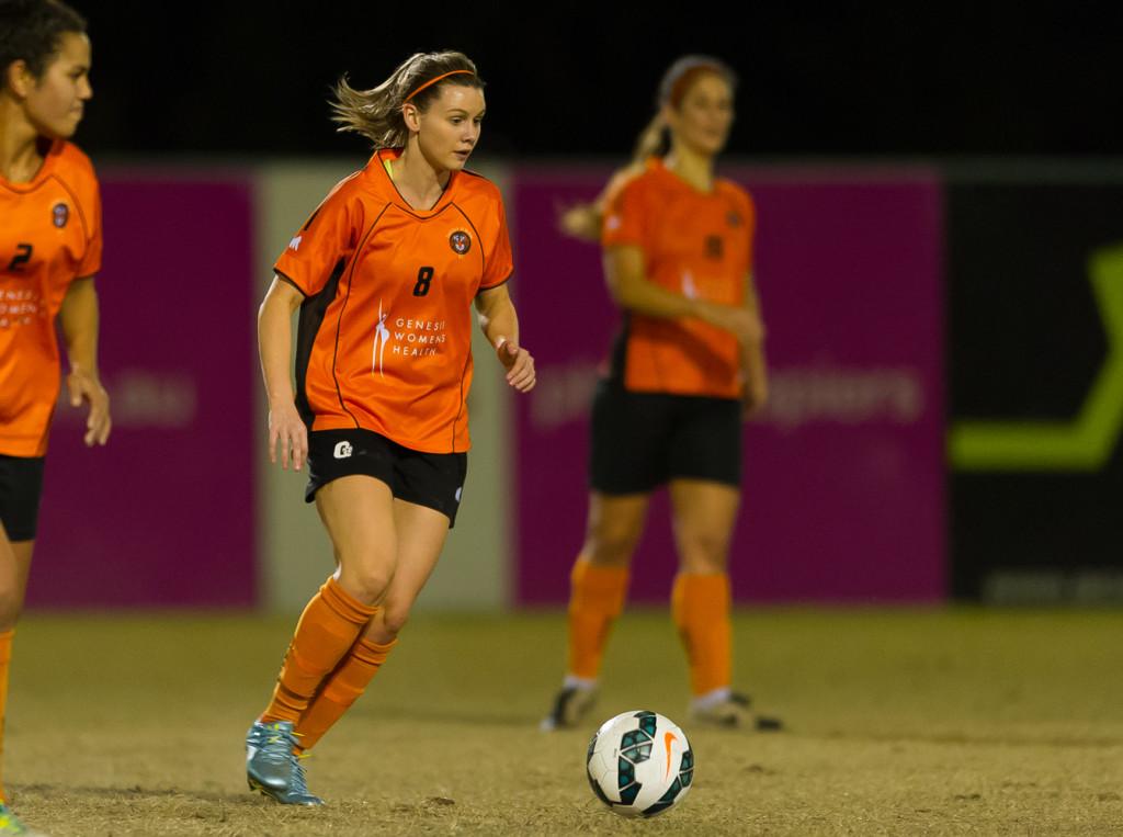 PlayStation 4 National Premier League Women Rd 19 - Eastern Suburbs v The Gap