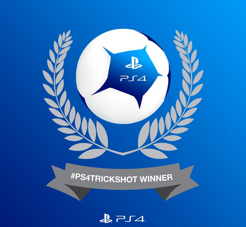 PS4 Trickshot Winners