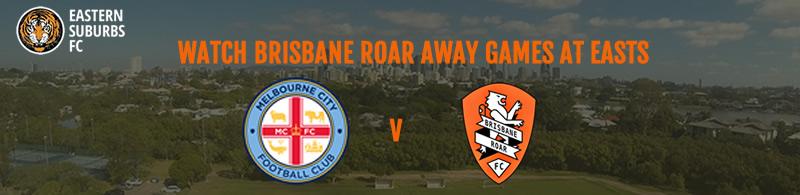 Melbourne City v Brisbane Roar