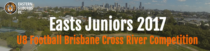 Football Brisbane Cross River Competition