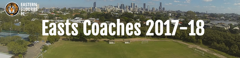 EASTS FC Coaches 2017