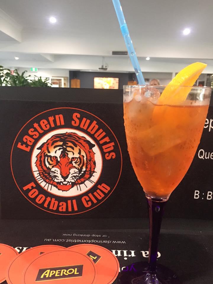 Easts Fc bar