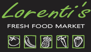 Lorentis Fresh Food Market Logo